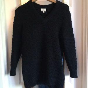 Wilfred oversized v-neck sweater